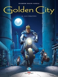 Mobi téléchargements ebook Golden City Tome 11 9782756066622  par Daniel Pecqueur, Nicolas Malfin