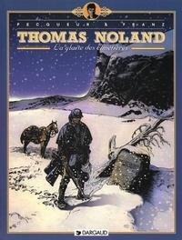 Daniel Pecqueur et  Franz - Thomas Noland Tome 1 : La glaise des cimetières.