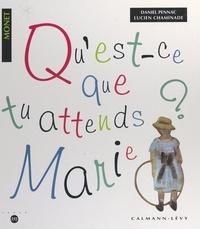 Daniel Pennac et Lucien Chaminade - Qu'est-ce que tu attends, Marie ?.
