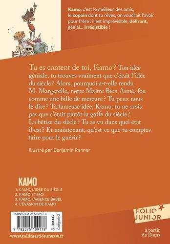 Une aventure de Kamo Tome 1 L'idée du siècle
