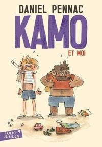 Daniel Pennac - Une aventure de Kamo Tome 2 : Kamo et moi.
