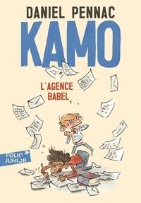 Daniel Pennac - Une aventure de Kamo Tome 3 : L'agence Babel.