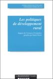 Daniel Perrin - Les politiques de développement rural.