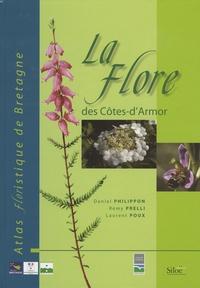 Daniel Philippon - Atlas de la flore des Côtes-d'Armor.