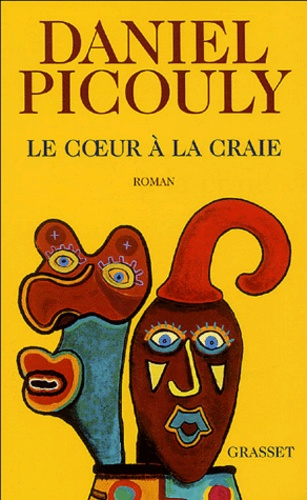 Daniel Picouly - Le coeur à la craie.