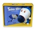 Daniel Picouly et Frédéric Pillot - Tilou bleu  : Tilou bleu aime son doudou - Coffret avec Peluche.