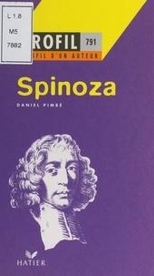 Daniel Pimbé et Georges Décote - Spinoza.