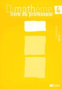DIMATHEME 4EME. Livre du professeur, Programme 98.pdf