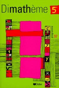 Galabria.be DIMATHEME 5EME. Programme 1997 Image