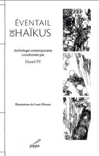 Daniel Py et Louis Moreau - Eventail de Haïkus.