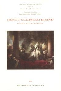 Daniel Rabreau - Coresus et Callirhoe de Fragonard.