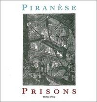 Daniel Rabreau - Piranèse - Prisons.