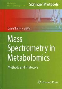 Mass Spectrometry in Metabolomics - Methods and Protocols.pdf