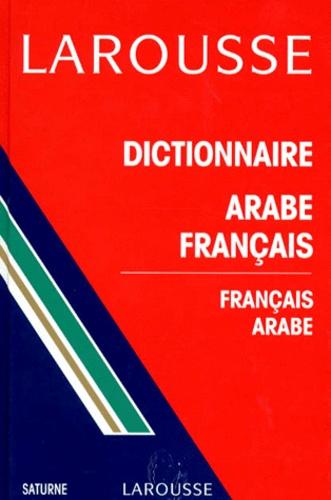 Daniel Reig - Dictionnaire arabe-français, français-arabe.