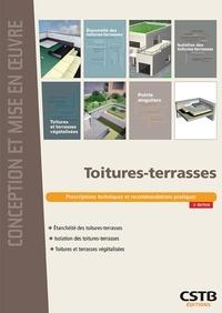 Daniel Remolu et Ismaël Baraud - Toitures-Terrasses - Etanchéité des toitures-terrasses, isolation des toitures-terrasses, toitures et terrasses végétalisées.