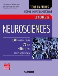 Daniel Richard et Jean-François Camps - Le cours de neurosciences.