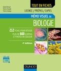 Daniel Richard et Patrick Chevalet - Mémo visuel de biologie.