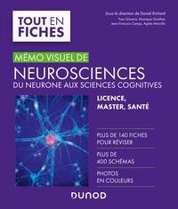 Daniel Richard et Yves Gioanni - Mémo visuel de neurosciences - Du neurone aux sciences cognitives.