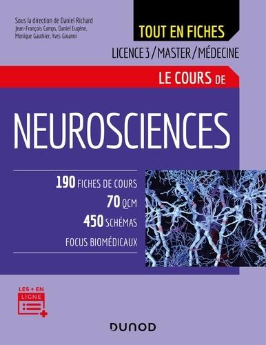 Daniel Richard et Jean-François Camps - Neurosciences - Tout le cours en fiches.