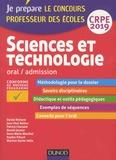 Daniel Richard et Jean-Paul Bellier - Sciences et technologie oral/admission - Professeur des écoles CRPE.