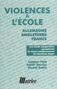 Daniel Robin et Jacques Pain - .