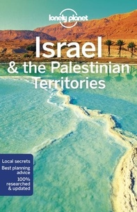 Daniel Robinson et Orlando Crowcroft - Israel & the Palestinian Territories. 1 Plan détachable