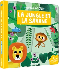 Daniel Roode - La jungle et la savane.