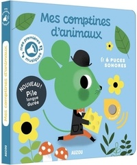 Daniel Roode - Mes comptines d'animaux.