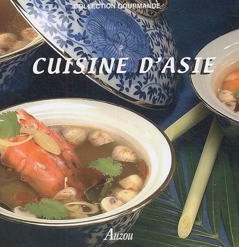 Daniel Rouche et Fabien Bellahsen - Cuisine d'Asie.