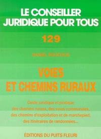 Voies et chemins ruraux - Guide juridique et pratique.pdf