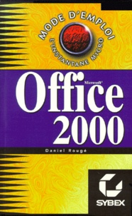 Daniel Rougé - Office 2000.