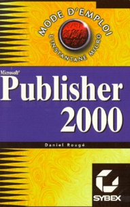 Daniel Rougé - Publisher 2000.