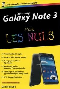 Daniel Rougé - Samsung Galaxy Note 3 pour les Nuls.