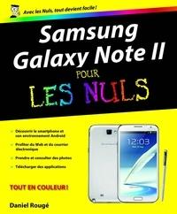 Daniel Rougé - Samsung Galaxy Note II pour les Nuls.