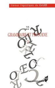 Daniel Roulland - Grammaire et prosodie - Tome 2.