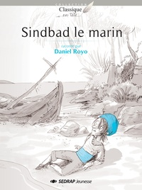 Daniel Royo - Sindbad le marin - roman.