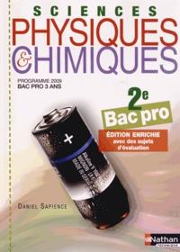Sciences physiques & chimiques 2e Bac pro - Programme 2009.pdf