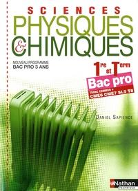 Ebooks télécharger kostenlos Sciences physiques et chimiques 1e et Tle Bac pro 3 ans  - Tronc commun + CME6 CME7 SL5 T8 9782091612096 (French Edition)
