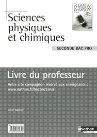 Francais Pdf Sciences Physiques Et Chimiques Seconde Bac Pro