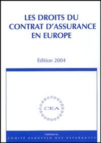 Les droits du contrat dassurance en Europe.pdf
