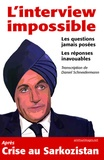 Daniel Schneidermann - L'Interview impossible.