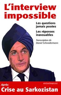 Daniel Schneidermann - L'interview impossible.