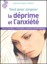 Daniel Scimeca - La déprime et l'anxiété.