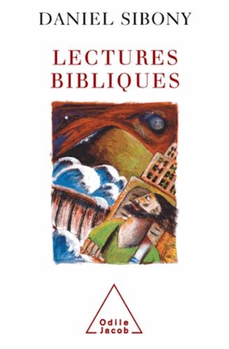 Lectures bibliques. Premières approches