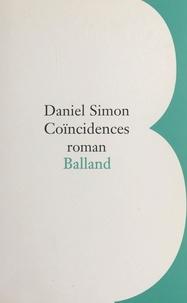 Daniel Simon - Coïncidences.