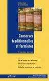 Daniel Simon et Martine François - Conserves traditionnelles et fermières - Guide pratique de la stérilisation.