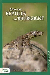 Daniel Sirugue et Nicolas Varanguin - Atlas des reptiles de Bourgogne.