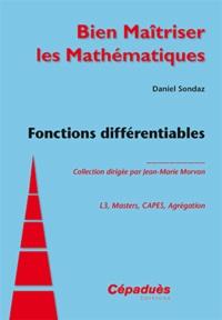 Daniel Sondaz - Fonctions Différentiables.