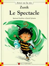 Zunik Tome 6 : Le spectacle.pdf
