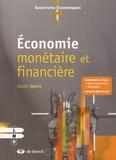 Daniel Szpiro - Economie monétaire et financière.
